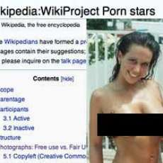 Wikipedia's Gets Dirty - World's Most Innocent Encyclopedia is Adding Porn