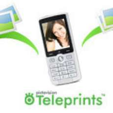 Direct Camera Phone Printing with Pictavision Teleprints
