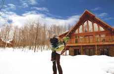 Luxury Woodland Resorts