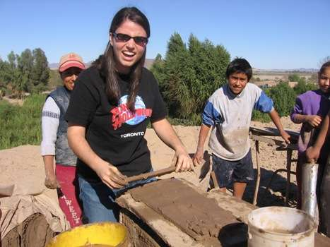 Voluntourism - Volunteerism + Tourism
