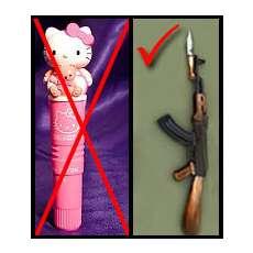Alabama Bans Sex Toys, But Okay with Guns