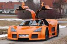 2007 Gumpert Apollo