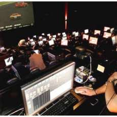 Videogames Theater - Large Scale Entertainment