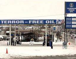 Terror Free Oil - Clever Marketing with Fear? or American Tragedy?