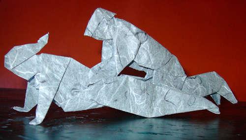 Pornographic Origami