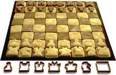Edible Chess Sets