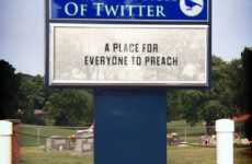 Twittering Churches