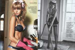 Italian Vanity Fair Brings Fun to House Chores