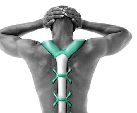 Wearable Back Massagers - Jacob Ballard's 'VertaBrate' Makes Muscle Therapy Mobile