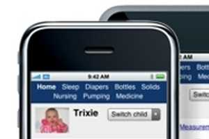 'Trixie Tracker' Record-Keeping App Helps Busy Parents