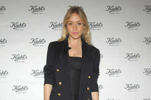Chloe Sevigny Turns Schoolgirl Staple Into Adult Must-Have