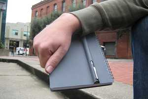 The Penbook Showcases the Bond Between Book and Writing Instrument