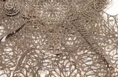 Latticed Paper Art