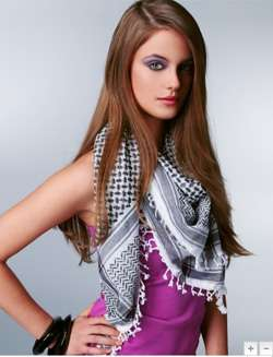 Accessory Ignorance - The Palestinian Keffiyeh Scarf is Not Just An Accessory