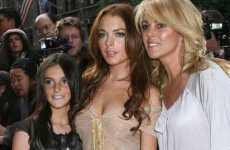 Twittering Celebrity Moms - Lindsay Lohan's Mom Expresses Outrage Over Underage Clubbing on Tw