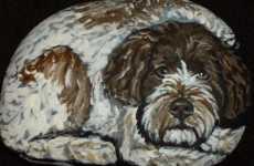 White House Canine Art