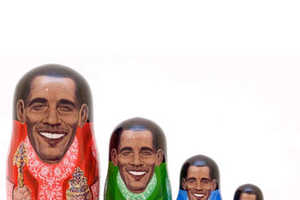 10 Ways to Bring Obama Into Your Household, From Lava Lamps to Dolls