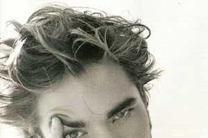 Robert Pattinson by Matt Jones in i-D Magazine
