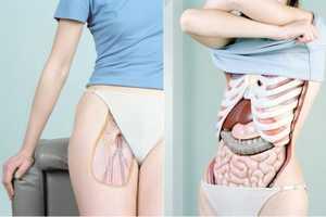 Koen Hauser Mixes Real Models With Fake Organs