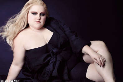 Plus-Size Cover Models