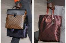 Men's Fashion Luggage - Louis Vuitton Fall/Winter 09/10 Collection Man Bags