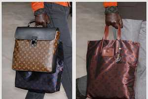 Louis Vuitton Fall/Winter 09/10 Collection Man Bags
