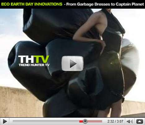 Earth Day Eco Innovation - Green Inventions to Celebrate Earth Day (THTV)
