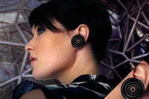 Cool Audio Accessories Hidden in Women's Jewelry