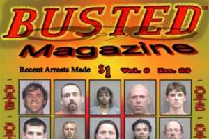 'Busted' & 'Arrested' Tabloids Succeed As Other Papers Fail