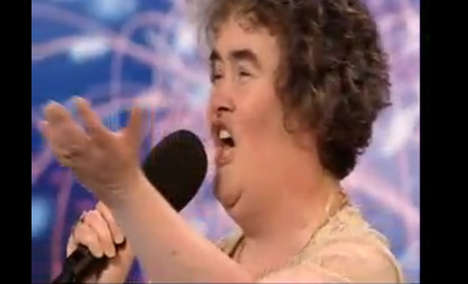 Reality Shock Virals - Susan Boyle on Britain's Got Talent Stuns Simon Cowell