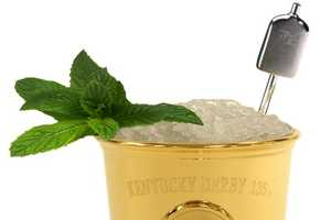 $1,000 Mint Julep Cups For Affluent Kentucky Derby Fans