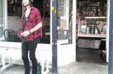 Mean Street Fashion Blogs - 'Look at This F*cking Hipster' Torments Fashion Victims