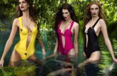 Sizzling Swimwear - Agent Provocateur's Beach Wear Rivals Their Lingerie Line