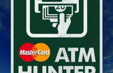 Useful iPhone Apps - 'ATM Hunter' From MasterCard Finds Fee-Free Cash Machines