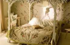 Fairytale Beds - Fantasy Furniture That Lets You Wake Up in a Dream