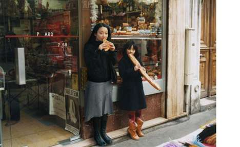 Time Travel Photography - Chino Otsuka's 'Imagine Finding Me' Double Self-Portraits
