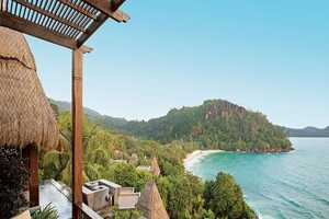 Maia Hotel Luxury Villas Offer Pristine Views & Personal Butlers