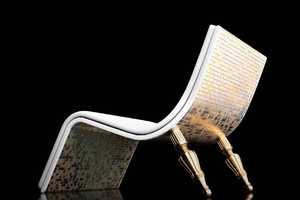 'Divine' Limited-Edition Chairs by Ventury Paris