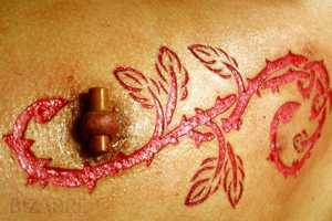 Are Human Branding and Scarification The New Tattoo?