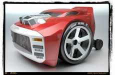 Outrageous Mini Cars - Kyle Houchens' Wee 3D Automobiles