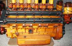 Wooden Engines