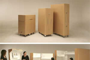 Small Living Spaces Call for Foldable Furniture
