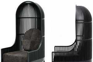 'Nest Armchairs' From Autoban Design Studio