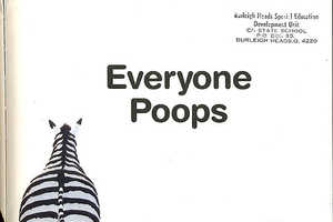 'Everyone Poops' Turned Into Pee-Your-Pants Funny Mashup