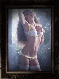 Greek Myth Lingerie - Agent Provocateur Makes Mythology Sexy for Spring