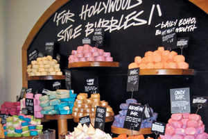 LUSH Treats Your Body (and the Earth) to a Delicious Cosmetic Line