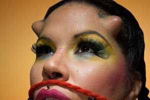 La Nega, Argentinean Queen Of Female Body Modification