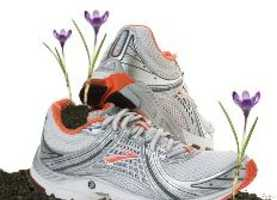 Brooks' Bio-Mo-Go Footwear Delivers Earth-Friendly Mojo