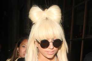Lady Gaga Goes For The Real-Life Sailor Moon Hairstyle