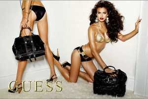 Guess Goes For The Kill With Irina Shayk For S/S 09